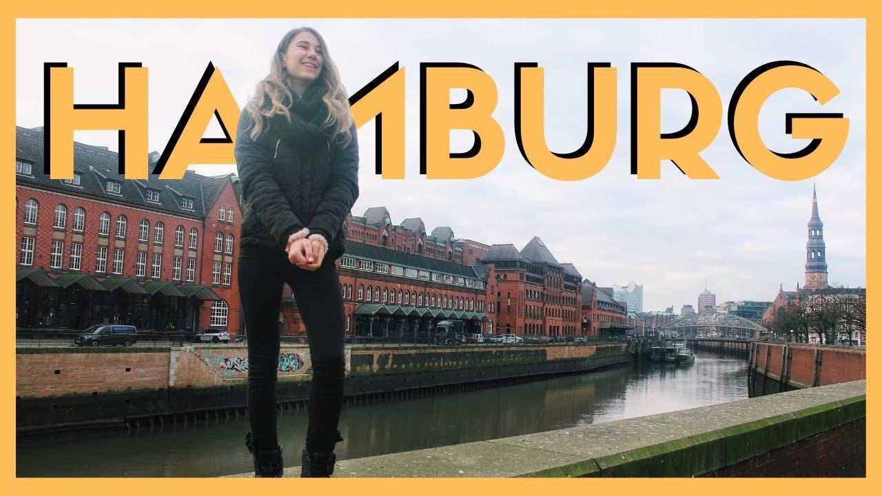 HAMBURG'DA 3 KIZ 2 GÜN | GEZİLECEK YERLER | ALMANYA VLOG