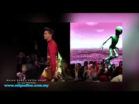 A'sad Motawh Jatuh Ketika Menari Thococita Dance?