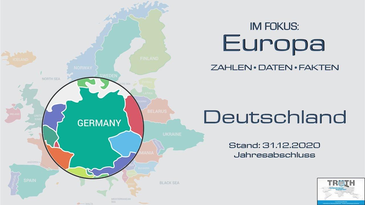 Deutschland Jahresabschluss: Zahlen - Daten - Fakten