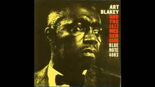 Art Blakey - THE DRUM THUNDER SUITE