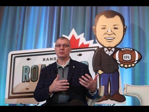 CFL In Halifax - Randy's Road Trip Full Livestream