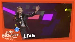MARIANA VENÂNCIO - YOUTUBER - LIVE - PORTUGAL - JUNIOR EUROVISION 2017