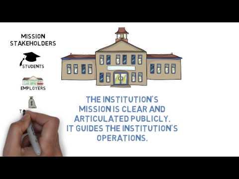 Mesa Community College Accreditation, Criterion One