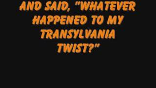 Monster Mash (Lyrics)