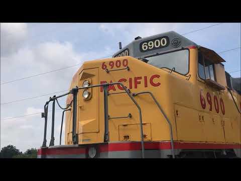 Nebraska Railfanning:  Exploring Kennefick Park in Omaha