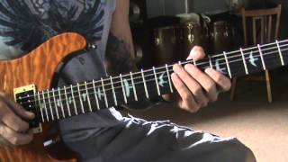 Mixolydian 5th mode of Major scale vertical and horizontal forms