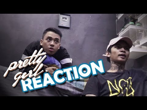 PRETTY GIRL (REACTION) - Young Lex and MASGIB