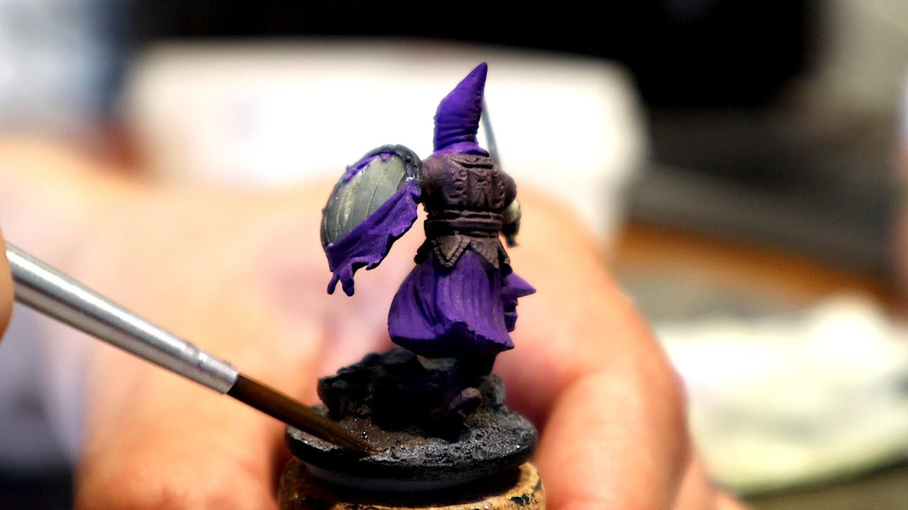How to Paint Miniatures Easily - GREAT Tips for Beginners (ft. Jakob)