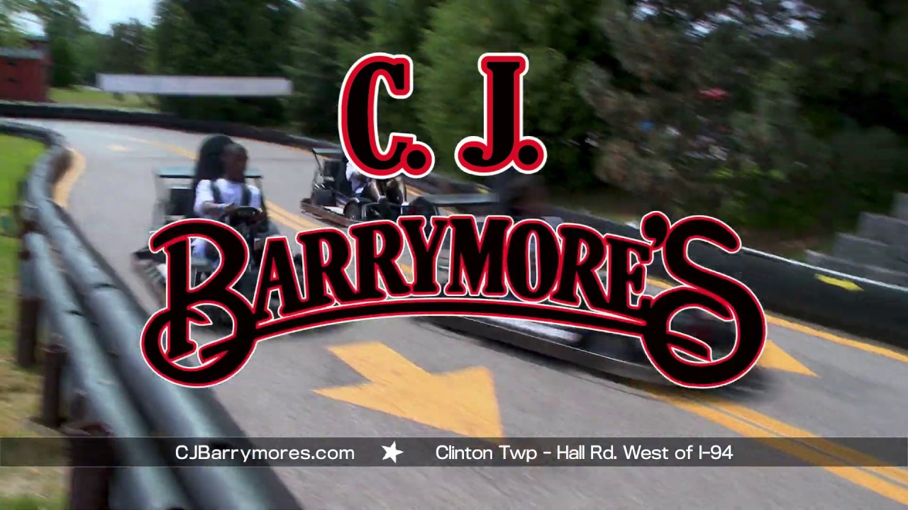 Park Information, Pricing and More - C J  Barrymore's