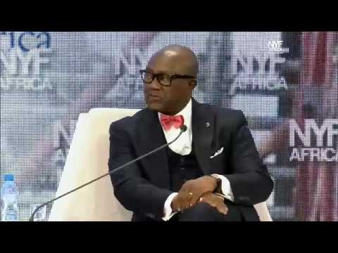 NYFA 2014 - Transforming Africa's Landscape [In English]