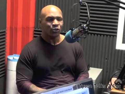 Mike Tyson Talks Pac, Trinidad James Nicki Minaj, Jordan, Being Vegan and Indianapolis