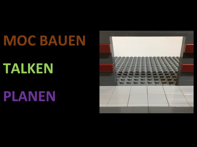 Lego bauen, talken, planen/ Livestream #2