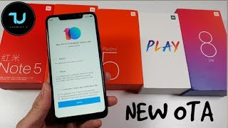 Xiaomi Redmi note 6 pro Updates/New OTA/What is new/Fixed/Issues/Bugs/Improved/MIUI 10.2.1.0
