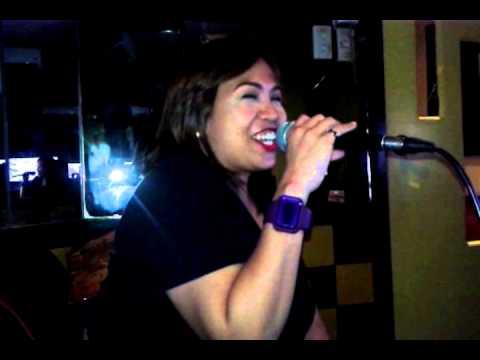 """HEALING - Karaoke Version of Angela """"Ajie"""" Vera"""