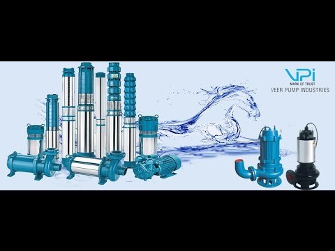 Submersible Pump | Motor Spare Parts In Ahmedabad - VEER PUMP