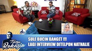 Sule Bucin Banget ! Lagi Interview Ditelpon Nathalie   | Tamu Rahasia