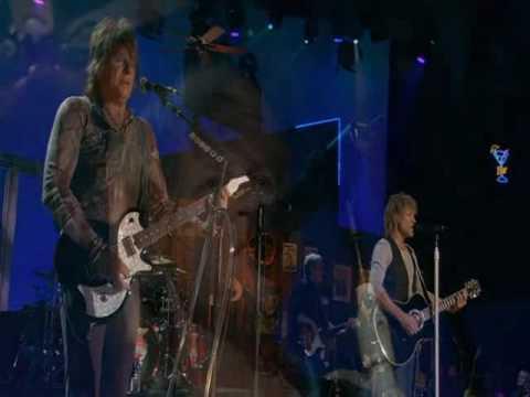 Bon Jovi - Make A Memory (HQ Lost Highway Concert) 2007