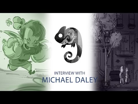 Michael Daley Interview