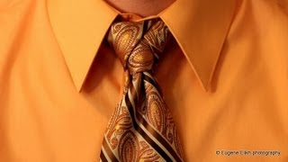 How to tie a tie made simple half windsor knot clip how to tie a tie backwards knot some eldridge maybe ccuart Image collections