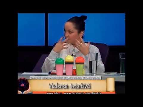"""Vedere Intuitiva la emisiunea """"Puterile secrete"""" pe TV6"""
