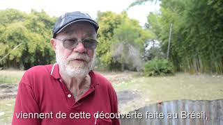 Cheap Biochar making / Faire du biochar pas cher