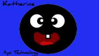 Katherine - Ayo Technology - Hyper Chipmunk