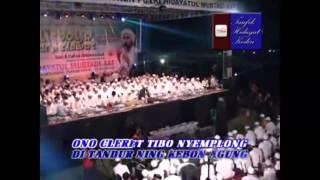 Turi Putih (Lirik) - Habib Syech ft. Gus Wahid - Ahbaabul Musthofa Lirboyo Bersholawat