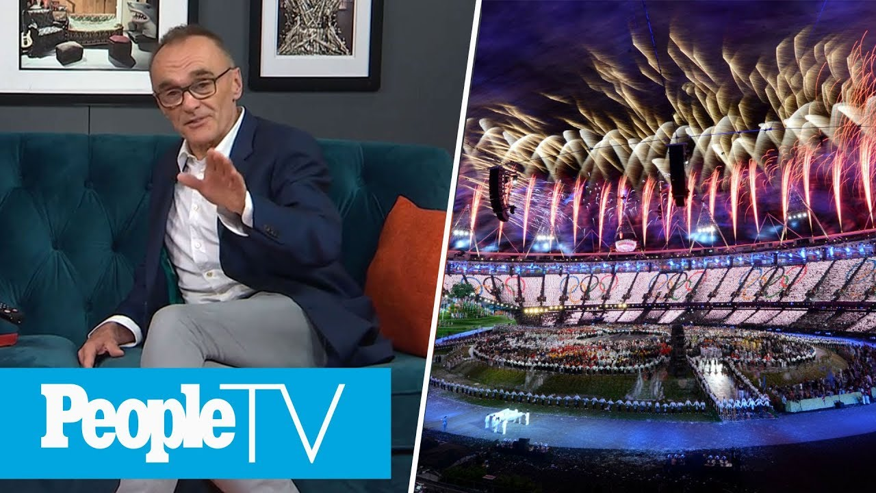 Danny Boyle On His Stunning 2012 Olympic Opening Ceremony | PeopleTV
