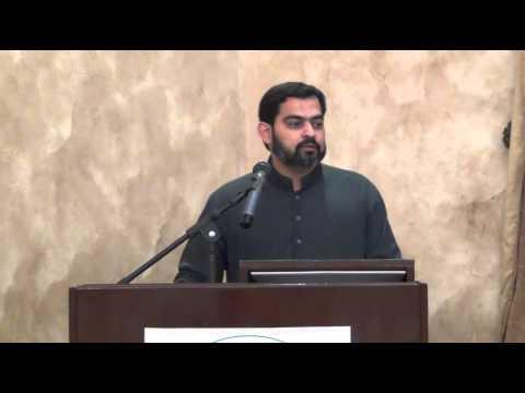 Jo bhi tha kia thora tha :: Maruf Siddiqui at PPF Eid ...
