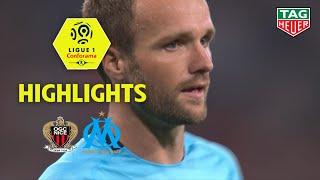 OGC Nice - Olympique de Marseille ( 0-1 ) - Highlights - (OGCN - OM) / 2018-19