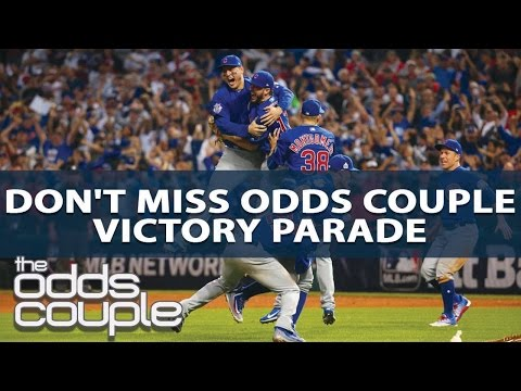 The Odds Couple | MLB Betting Odds & Free Picks | The Victory Parade!