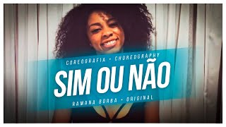 Sim ou não - Anitta feat Maluma ( Coreografia Oficial )