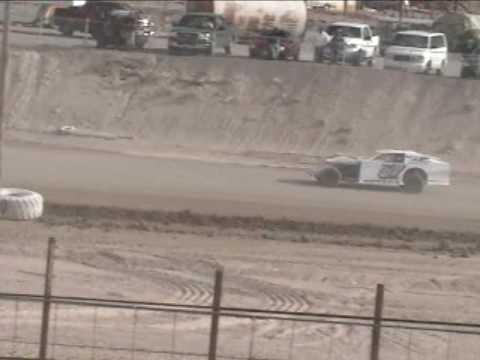 Death Valley Speedway - Day 2 Heat & 1/2 Main