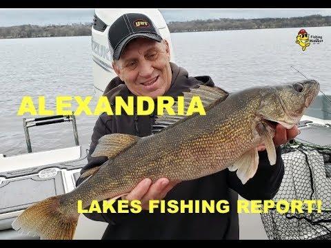 Catch More Fish In Alexandria, MN!