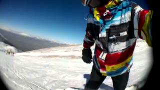ERGAN Snowboard video