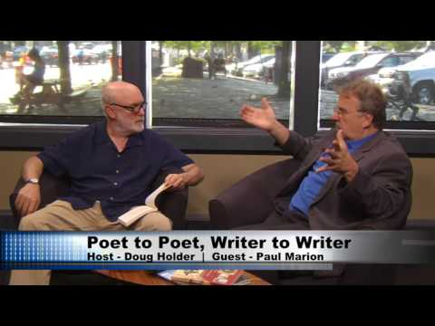Doug Holder interviews Lowell, MA. Poet, Publisher, Writer-- Paul Marion--Founder of the Loom Press