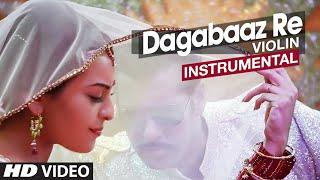 Dagabaaz Re Instrumental Song (Violin) | Dabangg 2 Movie | Salman Khan, Sonakshi Sinha