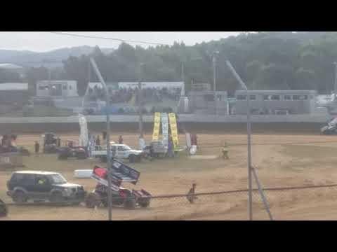 world series sprintcars hotlaps latrobe speedway