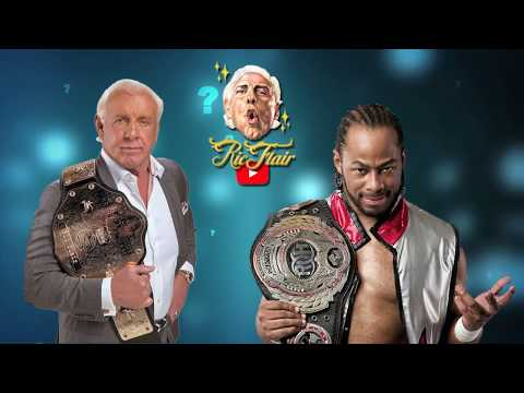 Ric Flair shoots on Jay Lethal in TNA