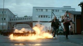 "Johan Falk  - ""Ur askan i elden"" (Trailer HD) 2015"