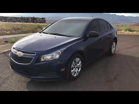 The Car Barn 2013 Chevy Cruze Blue Virtual Test Drive At The Car Barn - Used Cars For Sale