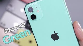 Green iPhone 11 Unboxing & First Impressions!