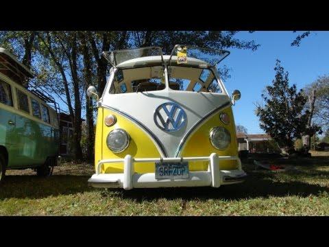 1967 VW 21 Window Kombi - 2015 Lowdown in Dubtown
