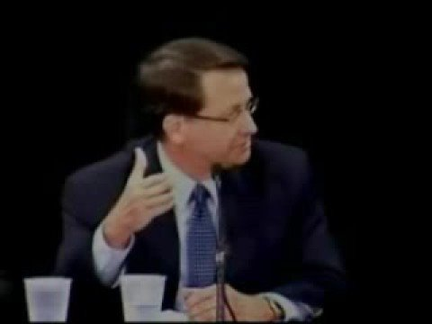 Gary Peters Dodges Tax Question