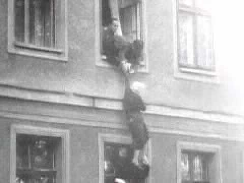 east germans escaping east