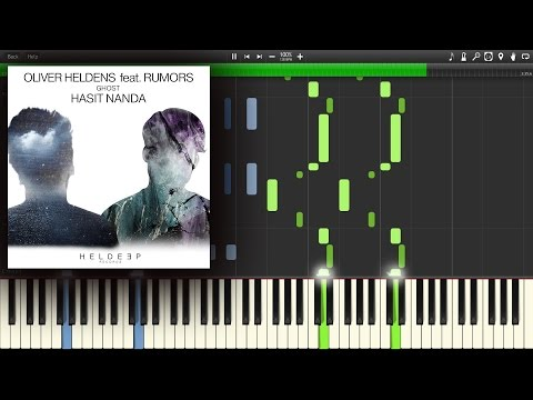 Oliver Heldens feat. RUMORS - Ghost [TUTORIAL]