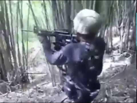 Philippine Army on Abu Sayyaf Encounter