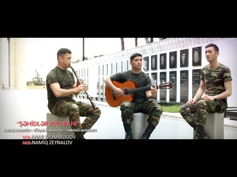 Azerbaycan esgeri - Sehidler Xiyabani Mus...