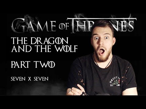 "Game of Thrones: Reaction | S07E07 - ""The Dragon and The Wolf"" (Part 2/3)"