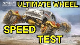 Ultimate Wheel Speed Test Guide -- Crossout